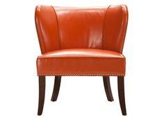 Joie Accent Chair | Searching for a little extra seating and flair? Try this accent chair!