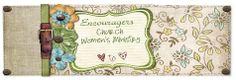 Women's Ministry/secret sisters