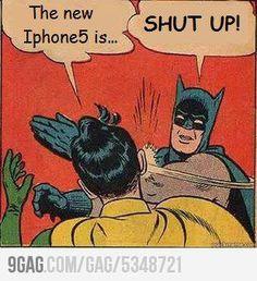 enough already! #iphone5