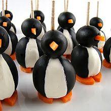 penguin appitizers
