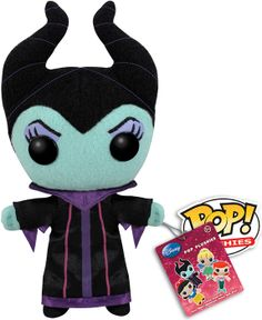 Get this Maleficent, Mistress of All Evil POP! Plushie for 650 points!