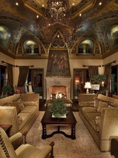 Another Picture of this AMAZING Living Room!!!!