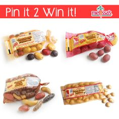 Did you know, February is National Potato Month?  In honor of NPM, we are giving away 4 bags of our delicious potatoes!  Re-Pin and you could win one of each of these bags! >> #DutchYellowPotatoes #MelissasProduce #Giveaway #PinItContest