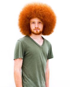 Red Afro