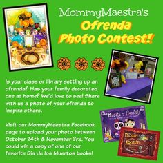 MommyMaestra's Ofrenda Photo Contest