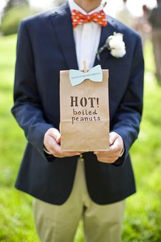 hot boiled peanuts favor!