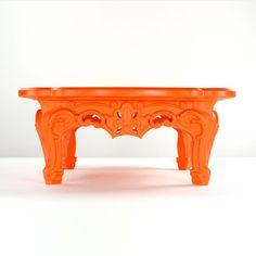 Fab.com | Plastic Louis XV-Style Furniture