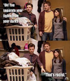 Laundry | Parks and Rec | #ParksandRec