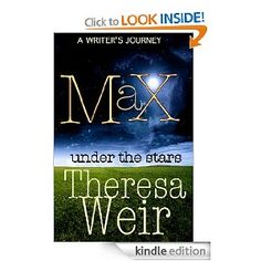 This is my short story, Max Under the Stars. A fantasy about a writer. And an elephant. short stories