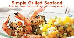 Simple Grilled Seafood Recipe Collection