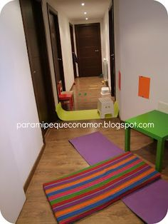 Acondicionamiento de espacios para saltar. algunas ideas para nuestra yinkana