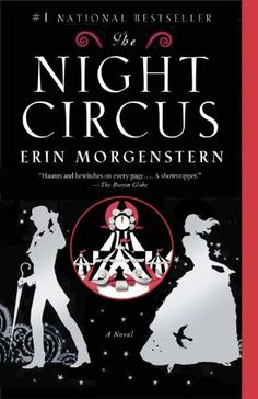 The Night Circus by Erin Morgenstern. $9.00. Publication: July 3, 2012. Save 40%!