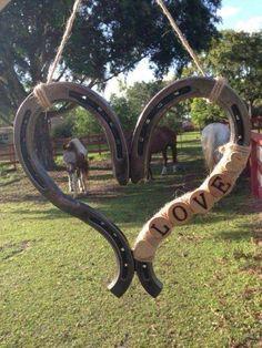 Horseshoe art @Fellow Fellow Guigal Beene !!!!