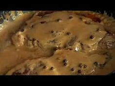 Steak au Poivre- Marco Pierre White recipe video - YouTube