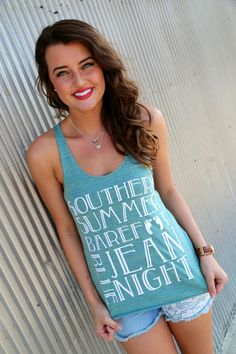 summer tanks, outfit