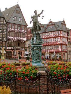 ღღ Altstadt in Frankfurt, Germany | Flickr - Photo Sharing!