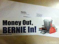Money Out Bernie In