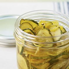 Easy Refrigerator Pickles | MyRecipes.com