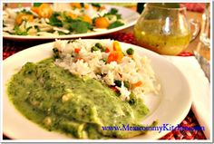 Quick and Easy Fish Fillet with Parsley Sauce.