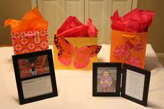 Goodbye gifts for daycare providers. We gave each of our daughter's ...