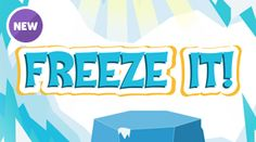 It's a freeze dance, flash card style. Dance around the room until the music stops... freeze and respond to a flash card… then dance again! Choose from math, reading, geography, emotions, letters, colors and more!