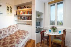 Haven in Paris : Luxury Vacation Apartment Rental: Sacre Coeur Studio, Montmartre Apartment Rental