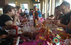 "We worked with the son of one amazing woman to throw her a surprise ""End of Chemo"" party at her favorite Chili's! Read the story..."