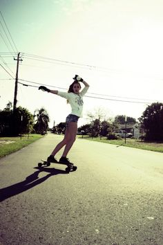 You will teach me how to long boards... at some point