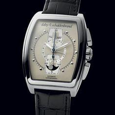 Swiss watchmaker Dubey & Schaldenbrand Grand Dome DT Vintage 1946.