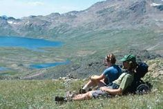 Absaroka-Beartooth Wilderness. Beauty to make you believe in a deity - whether (s)he be mother nature or anything else.