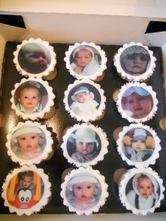 1st birthday cupcakes cupcak crush, nolan birthday, birthday cupcakes, 1st birthdays, bentley birthday