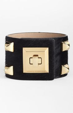i will soo be getting this Vince Camuto cuff!