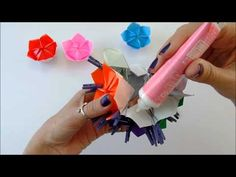 Kusudama Helena - YouTube