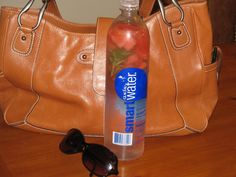 Watermelon-Rosemary after work out power water. Yum!