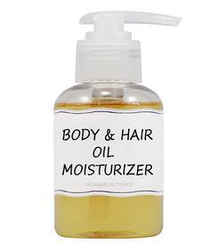 Coconut Oil for glossy skin and shiny hair - ♥ IndianBeautySpot.Com ♥