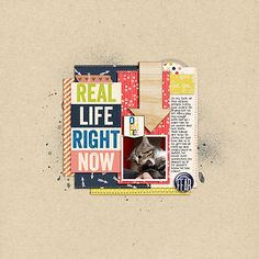 Scrapbooking Ideas Inspired by Emily Pitts' Layouts | Celeste Smith | Get It Scrapped