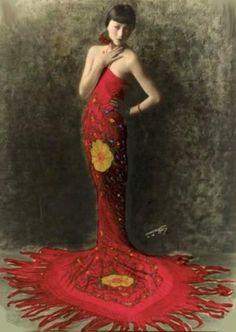 Anna May Wong    C. 1930s