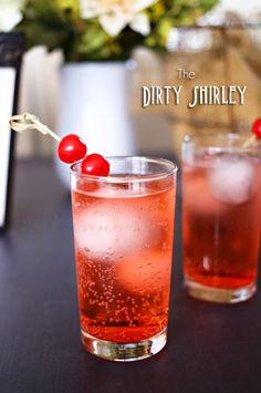 Dirty Shirley on kle