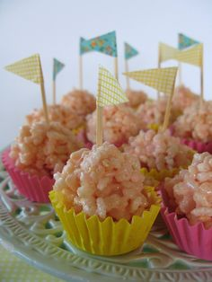 rice crispie treats