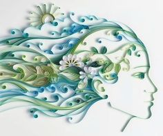 Quilling - GORGEOUS!