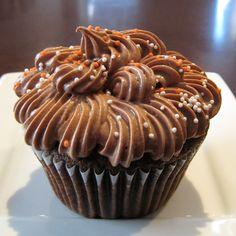 Coco's Cupcake Cafe's CHOCOLATE CHOCOLATE