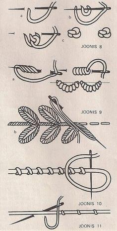 3dflore, bordar, bordado, embroiderystitch, 3dthreadflowerembroidery08jpg