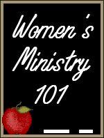 Women ministry Icebreakers