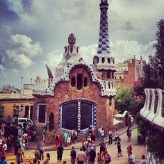 Park Güell, Barcelona (Spain) been there, seen that