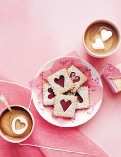 2014 Valentine's Day Ideas, Heart Sugar Cookies For Valentines Day