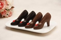 chocolate shoes!