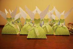 Tinker Belle Party Favor Boxes! ADORABLE!!!