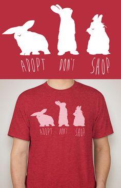 Buy a shirt, save a bun! - June 12, 2013