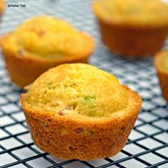 Ham and Cheese Morning Muffins #muffins, #breakfast, #backtoschool   Subscribe here and never miss a recipe: http://eepurl.com/0P9p5