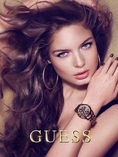 Guess Accessories Fall 2012 Ad Campaign